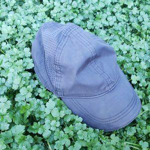 Lululemon Dark Grey Shallow Running Hat O/S